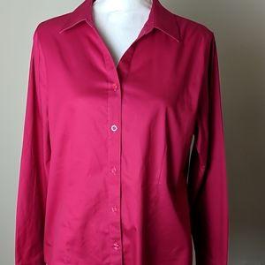 Chicos Button down blouse EUC